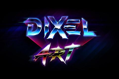 Dixel Art