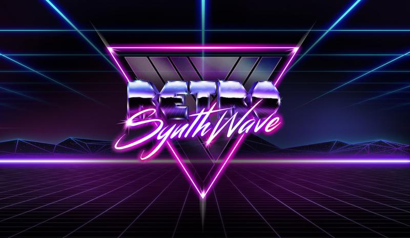 Retro Synthwave